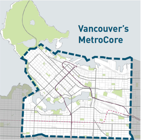 Vancouver MetroCore