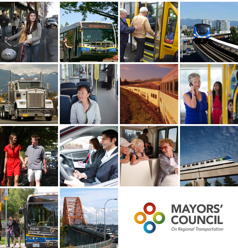 mayors council on regional transportation